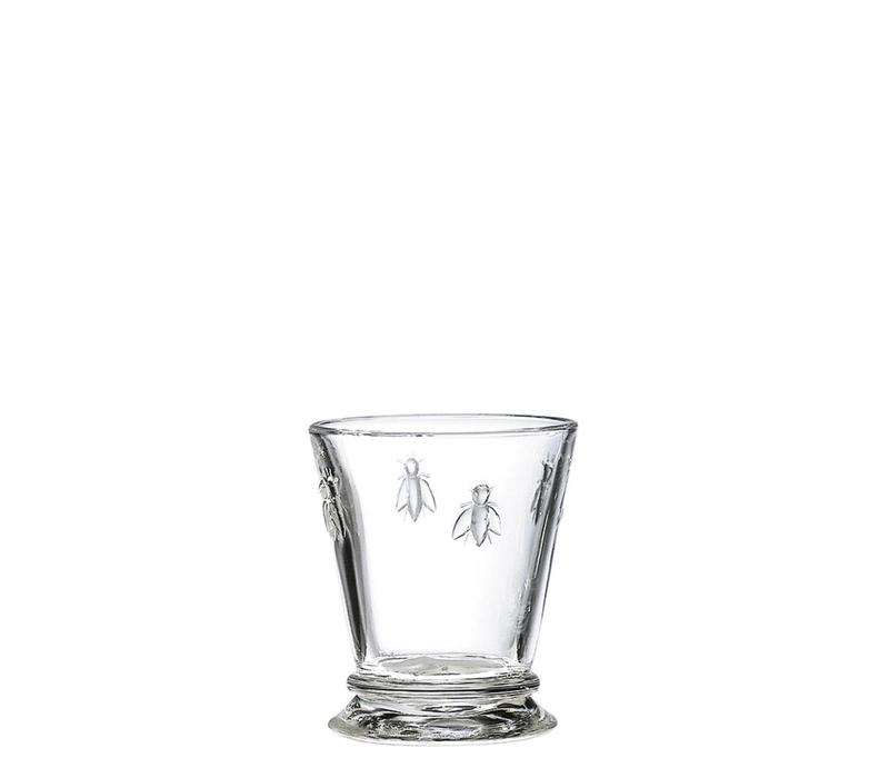 Rochère water / tumbler glass 27 cl Honey bee