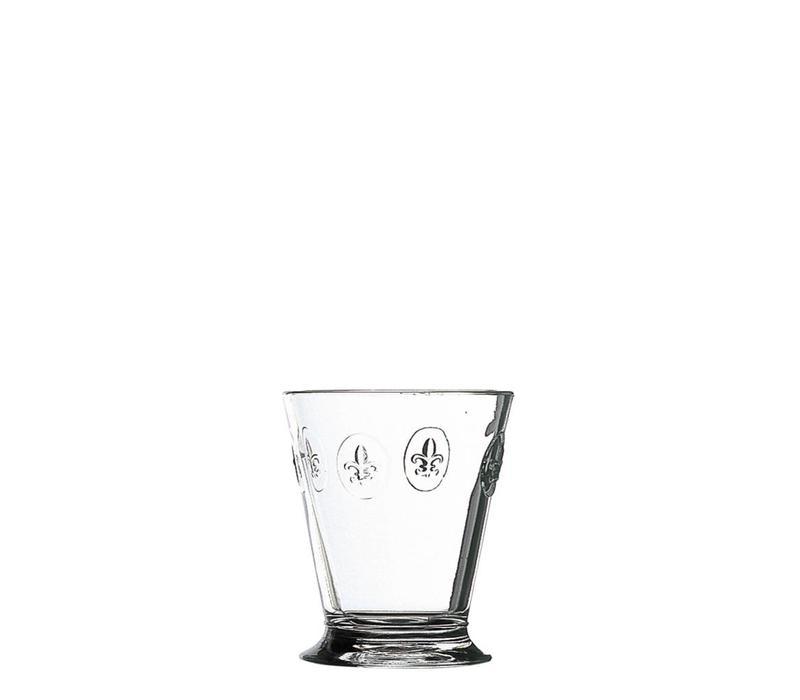 Bistrot Wasserglas Niedrig 25 cl Französische Lilie