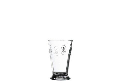 Kom Amsterdam Rochère Wasser / Latte / Longdrinkglas 30 cl 'Französiche Lilie'