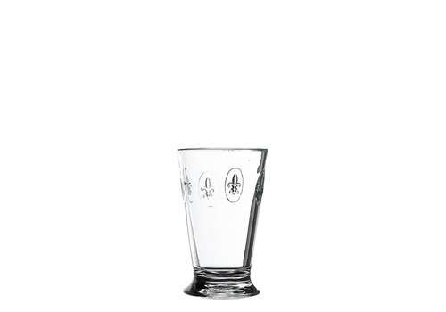 Kom Amsterdam Rochère water / latte / long drink glass 30 cl 'French Lily'