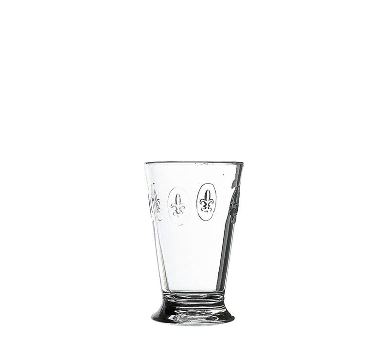 Rochère water / latte / long drink glass 30 cl 'French Lily'