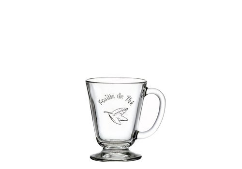Kom Amsterdam Tea Glass 27 cl Leaf