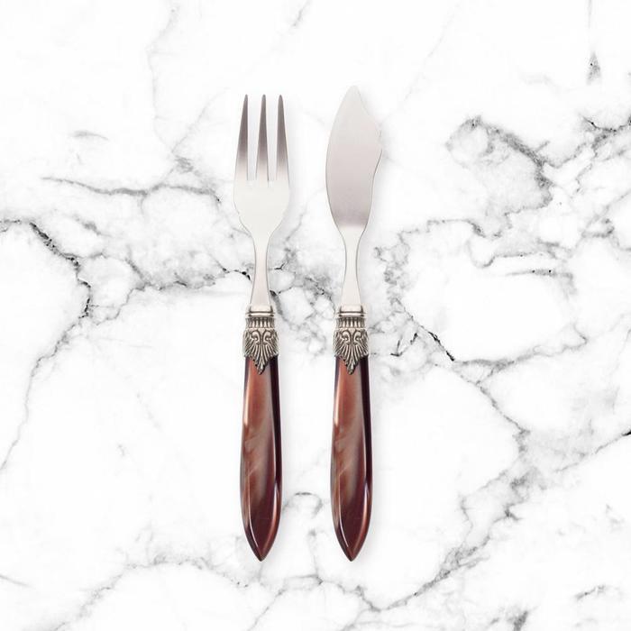 Fish cutlery
