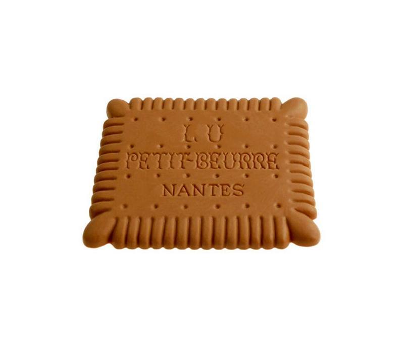 Onderzetter Lu 11,5x10 cm rubber