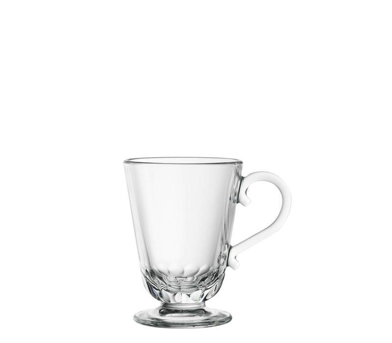 Bistrot Tea Glass 27 cl Blanc