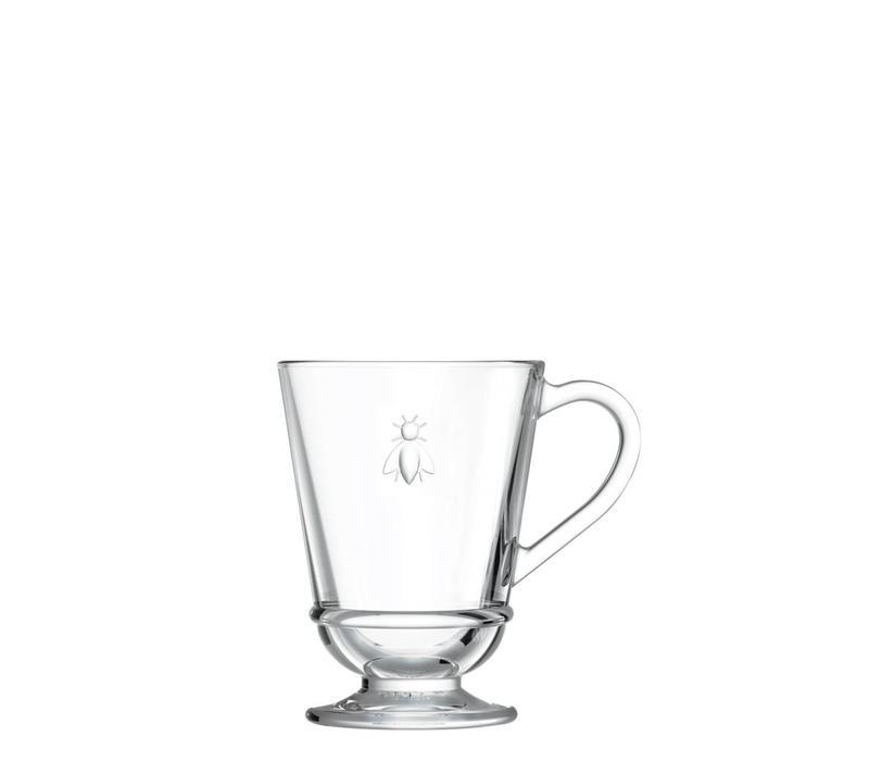Bistrot Set of 6 Tea glasses 27 cl Honeybee