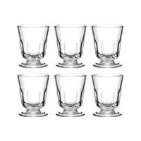 Rochère Set mit 6 Wasser- / Tumbler Gläsern 23 cl Périgord