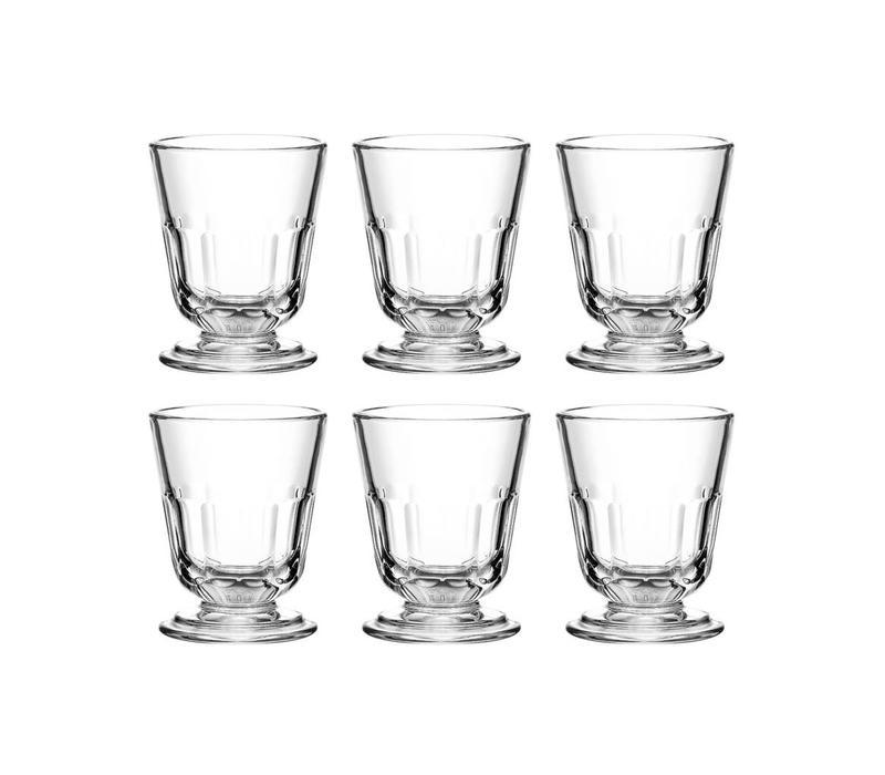 Rochère Set 6 water/tumbler glazen 23 cl Périgord