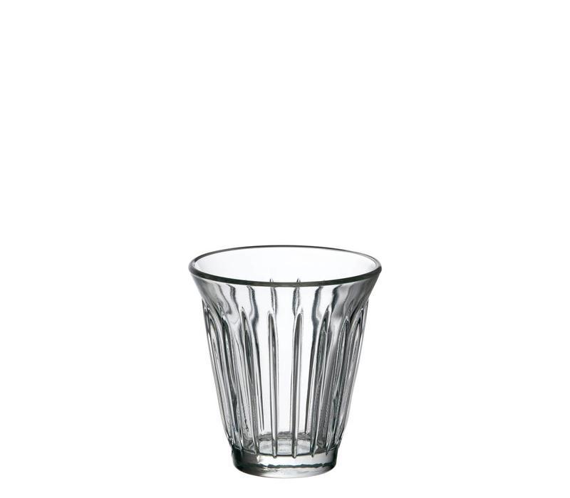 Bistrot Water glass 20 cl zinc