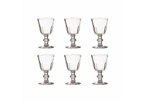 Kom Amsterdam Bistro set of 6 water/wine glasses 22 cl perigord