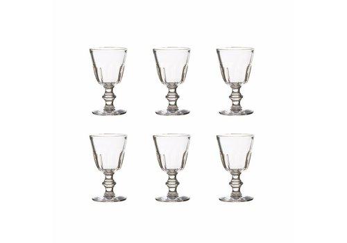 Kom Amsterdam Bistro set of 6 water/wine glasses 19 cl Perigord