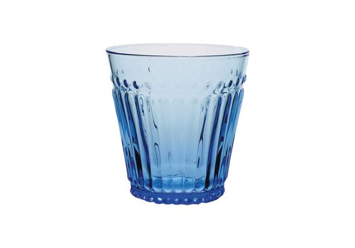 Kom Amsterdam Kom Amsterdam water/tumbler glass 24 cl Aqua no.2 blue