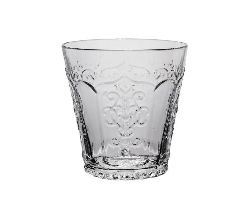 Kom Amsterdam water/tumbler glas 24 cl Aqua no.3