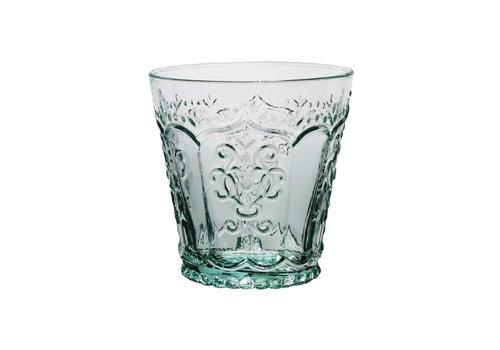 Kom Amsterdam Kom Amsterdam water/tumbler glas 24 cl Aqua no.3 mintgroen