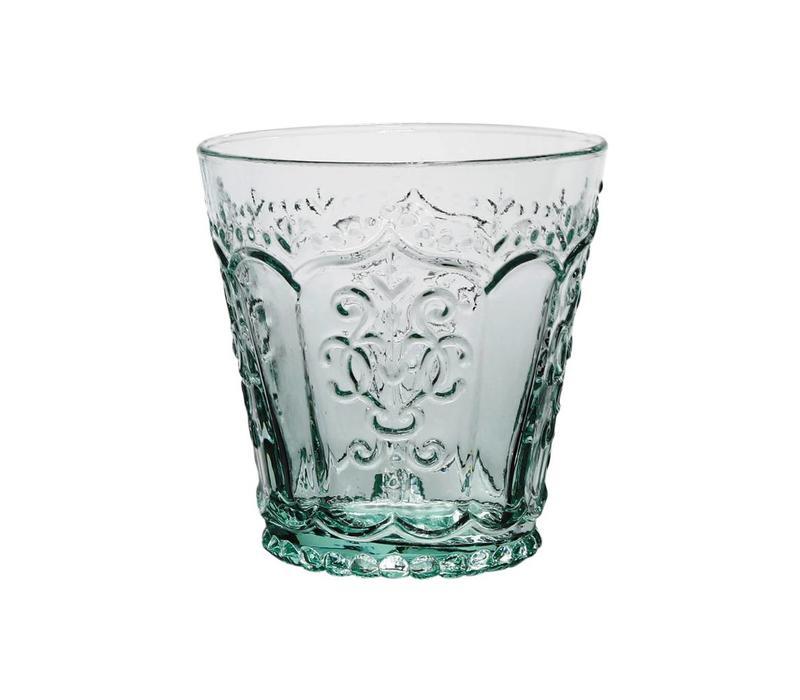 Kom Amsterdam water/tumbler glas 24 cl Aqua no.3 mintgroen