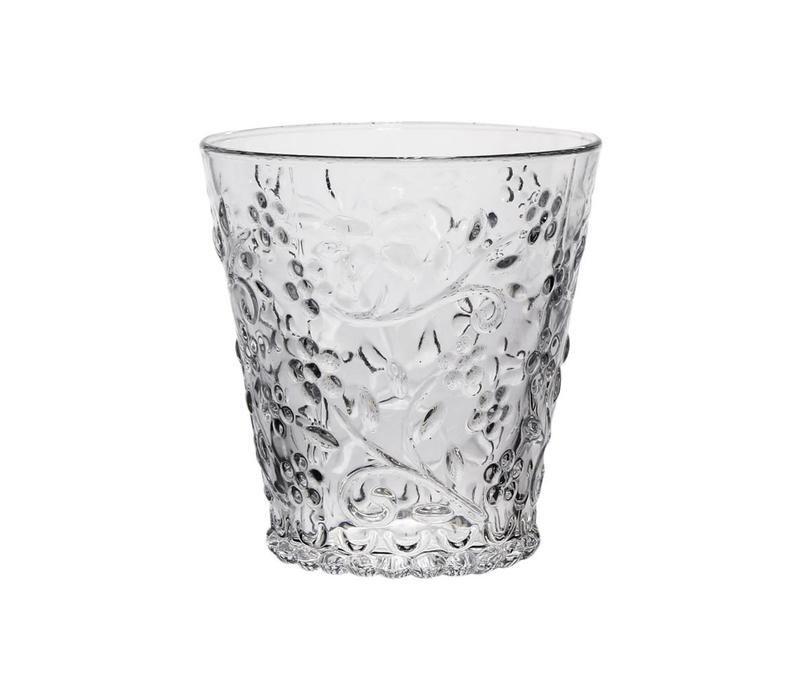 Kom Amsterdam water/tumbler glass 24 cl Aqua no.4