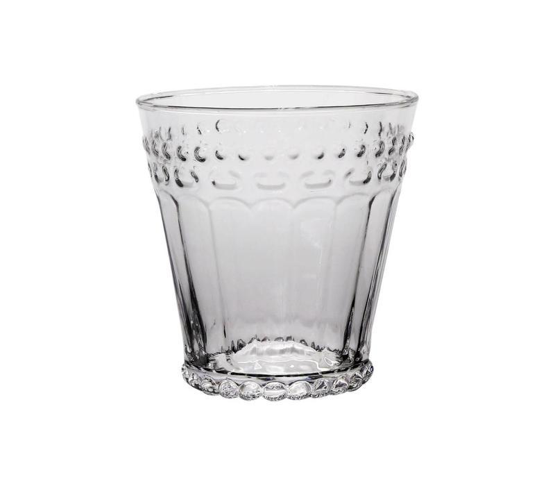 Kom Amsterdam water/tumbler glas 24 cl Aqua no.5