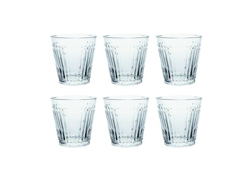 Kom Amsterdam Kom Amsterdam set 6 water/tumbler glasses 24 cl Aqua no.2