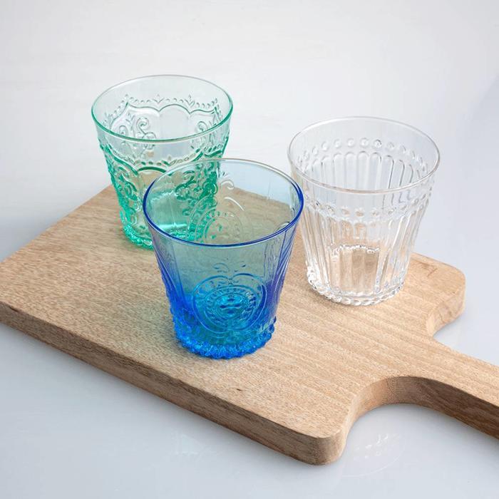 New: Glassware