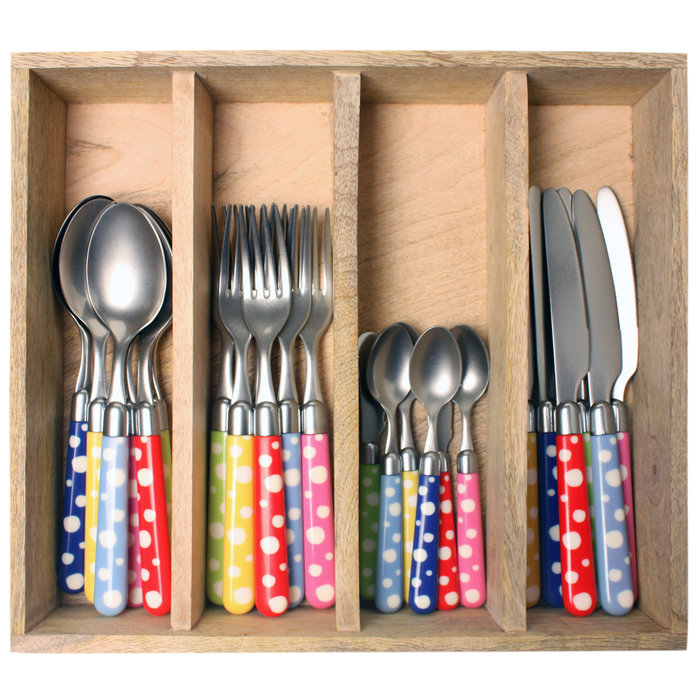 Cutlery sets 24 piece