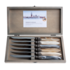 Murano Murano 6 Steakmesser in Kiste Chateau Mix