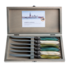 Murano Murano 6 Steak Knives in Box Forest Mix