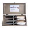 Murano Murano 6 Steakmesser in Kiste Marrakesh Mix