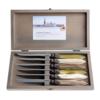 Murano Murano 6 Steak Knives in Box  Meadow Mix