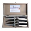 Murano Murano 6 Steak Knives in Box Piano Mix