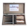 Murano Murano 6 Steakmesser in Kiste Ranger Mix