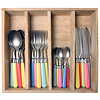 Couvert à la Carte 24-piece cutlery set picnic mix