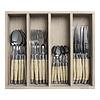 Laguiole Laguiole cutlery set 24-piece ivory