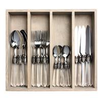 Venezia Cutlery Set 24 Pcs