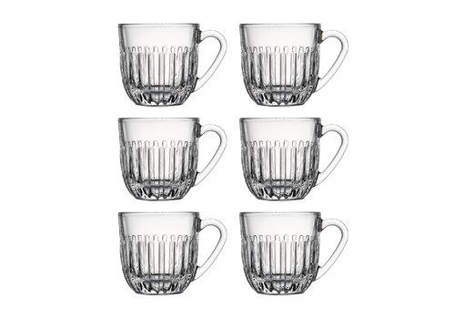 Kom Amsterdam Rochère set of 6 espresso glasses 9 cl Breton