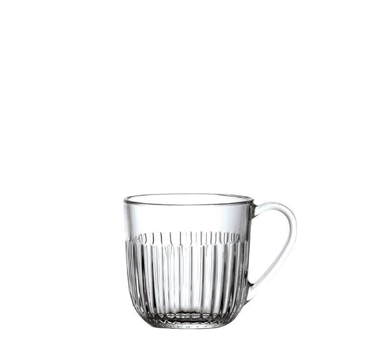Rochère cappuccino / tea glass 27 cl Breton