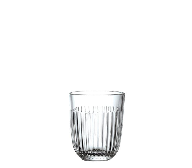 Rochère set of 6 water / tumbler glasses 29 cl Breton