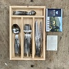 Jean Dubost BF2012 24-piece cutlery set Vintage Laguiole
