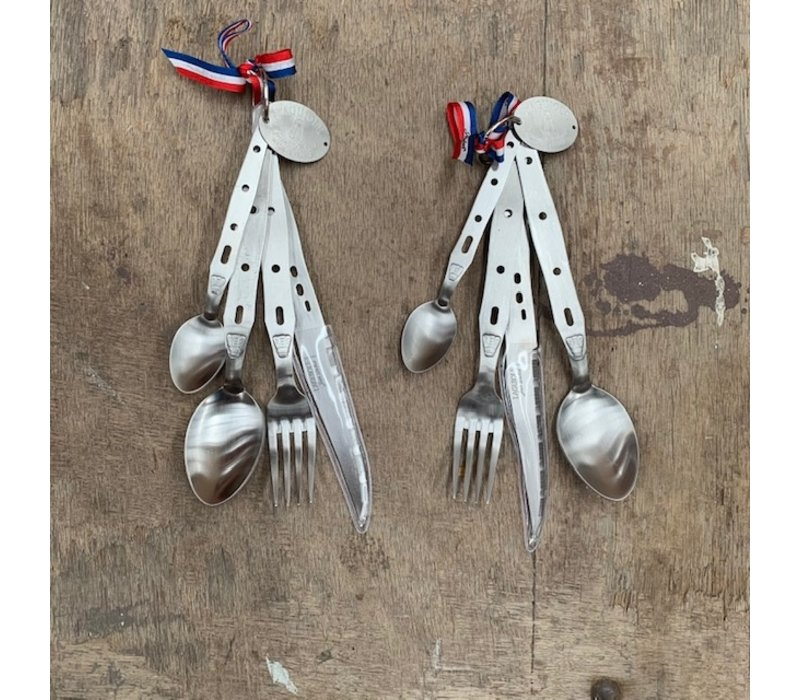 BF2014 8-piece cutlery set Vintage Laguiole