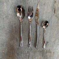 BF2035 24-piece cutlery set Bugatti Amalfi stainless steel in box
