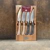 Jean Dubost SL2061 Set mit 4 Küchenmessern Laguiole