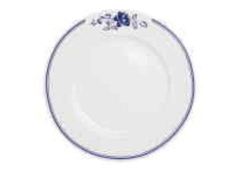 Kom Amsterdam Dépôt d'Argonne Breakfast plate Rose, Blue