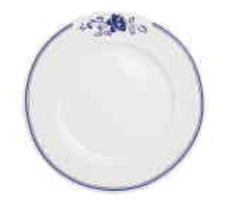 Dépôt d'Argonne Frühstücksteller Rose, Blau