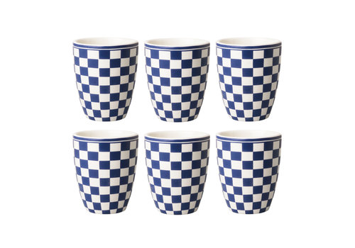 Dépôt d'Argonne Dépôt d'Argonne 6er Cup Damier, Blau