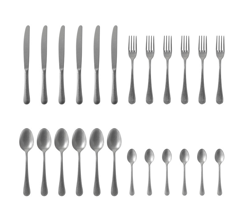 Brocante 24-piece Dinner cutlery No. 7 in Box