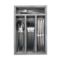 Brocante 24-piece Dinner Cutlery Alcatraz in Box