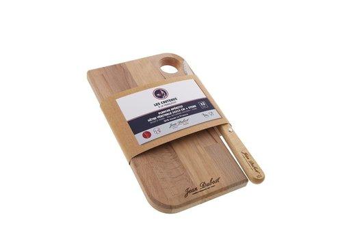 Jean Dubost Jean Dubost aperitief plank met koksmes
