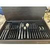Bugatti Bugatti Preludio 24-piece stainless steel cutlery in wooden box