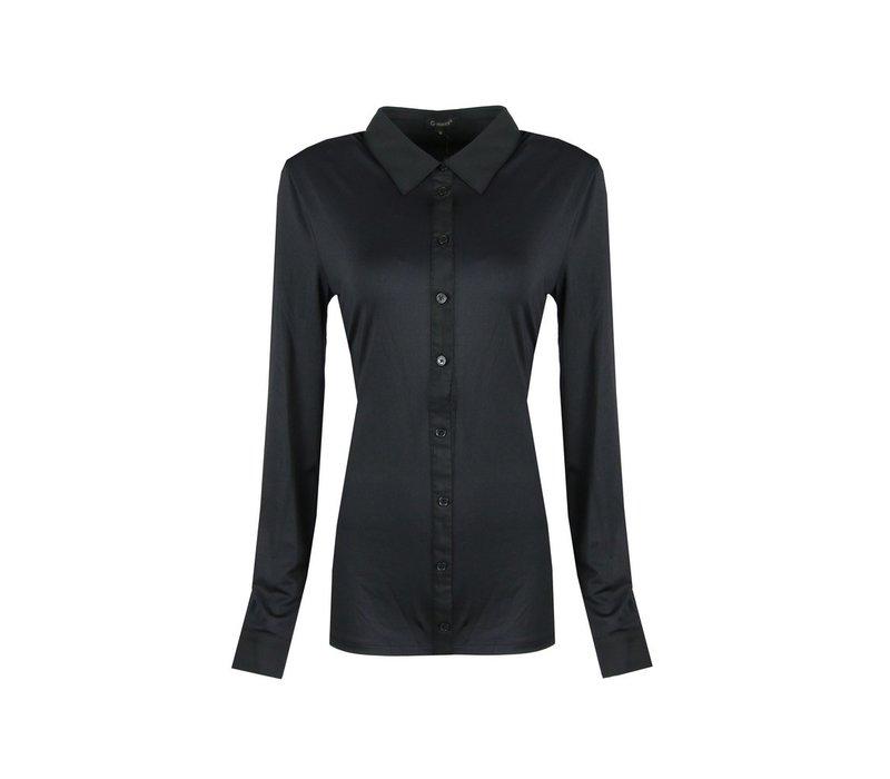 Abigail blouse zwart