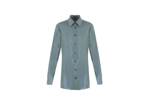 Femke blouse blauw