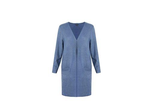 Amelia vest blauw